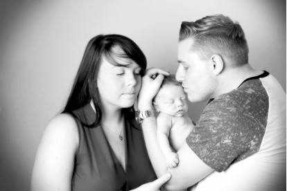 Newborn and Baby Photography Staffordshire