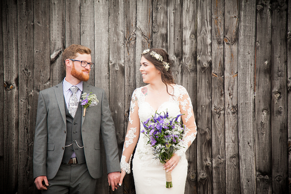 Wedding Photograph by Tish Scripps Photography